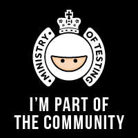 I'm part of the Community!
